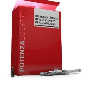 Gel Hemostático POTENZA ECCETTO – 3 jeringas 3 g.