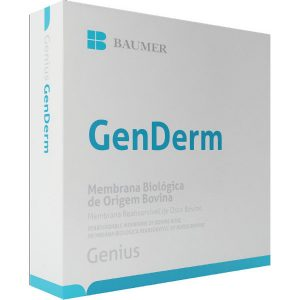 Gen-Derm Membrana Reabsor. Bovina-20X20
