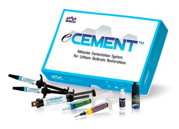 E-Cement System Kit (Sistema De Cementacion Adhesivo)