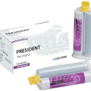 President The Original Xtra Light Body 2X50ml