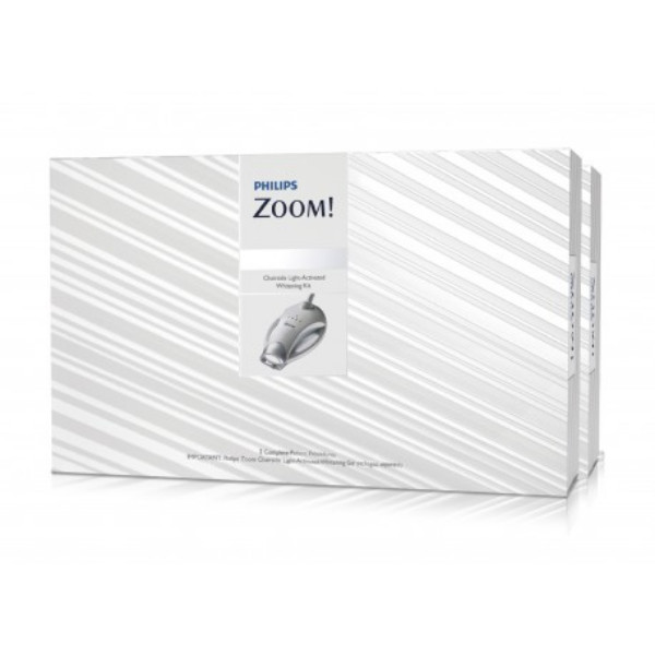 Kit Blanqueamiento Philips Zoom (2 procedimientos)
