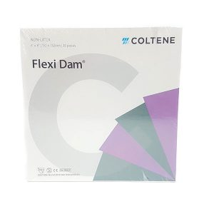 Goma Dique De Hule Flexidam No Latex 6X6