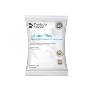 Alginato Jeltrate Plus – Bolsa 454G – Dentsply
