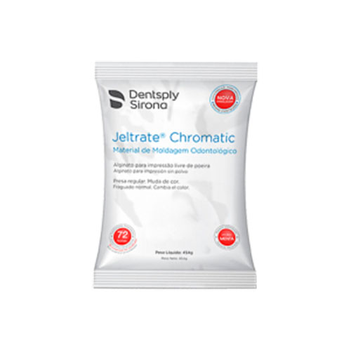 Alginato Jeltrate Chromatic – Normal 454G