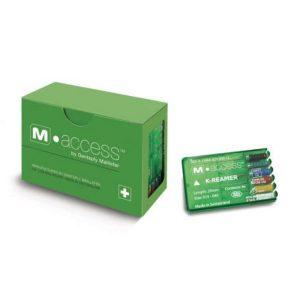 Ensanchador Dentsply K-Reamer M-Access 25mm 090-140