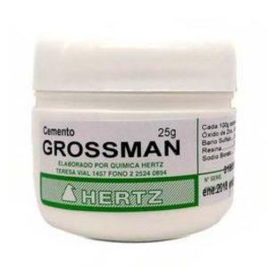 Hertz Cemento Grossman 25 Grs.