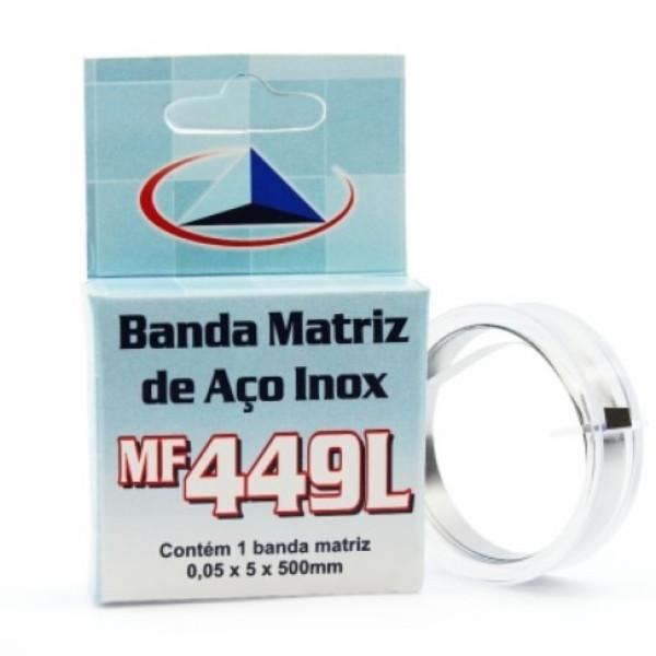 Caja Banda Matriz 0.05 X 5 X 0.5 Mts.