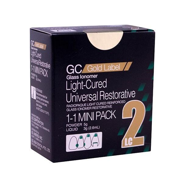 Fuji Gc Gold Label 2 Lc A2 Restauración Mini