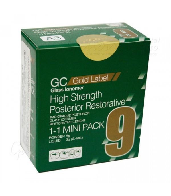 Fuji Gc Gold Label 9 HS Post Restauración A2 Mini