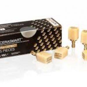 Bloques GC CERASMART 14 CEREC A3.5 LT 5p