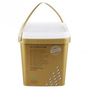 Yeso Sintético Tipo IV GC FUJIROCK EP Classic Line Golden Brown (5kg)