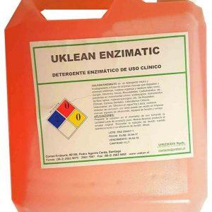 Detergente Enzimatico Uklean Bidon 5 Ltrs