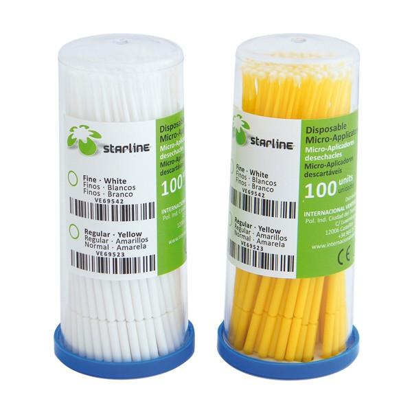 Multi-Brush Blanco 100 Unds (Super Fino) PRD