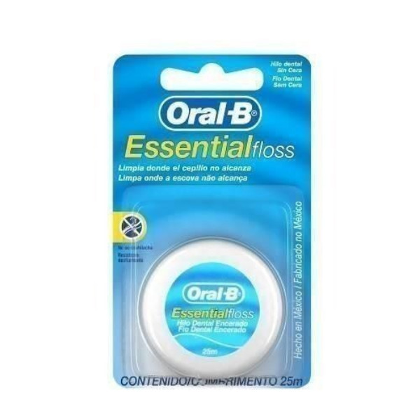 Hilo Dental Oral-B Essential Floss 25mt