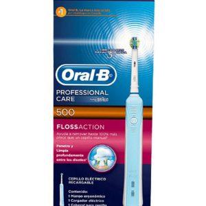 Cepillo Electrico Profesional Care 500 Oral-B