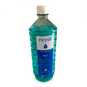 Alcohol gel 70% litro
