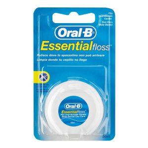 Hilo Dental Oral-B Essential Con Cera 25 m
