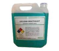 Desinfectante Amonio cuaternario con Detergente 5 Litros