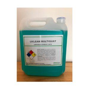 Amoniocuaternario con Detergente 5 Litros
