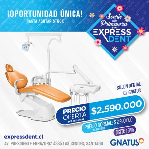 Sillón Dental Gnatus Modelo G2