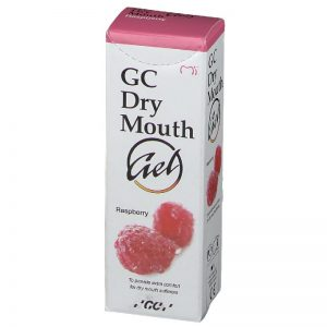 Sustituto salival/Dry Mouth Gel Frambuesa GC