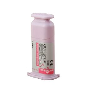 GC Fuji Cem V. Ionomero c/resina 13.3g