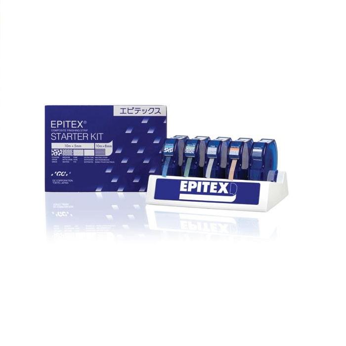 Epitex Starter kit / Tiras de acabado y pulido de GC