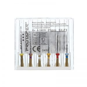 Lima Protaper F1 Rep. 21Mm Maillerfer Dentsply