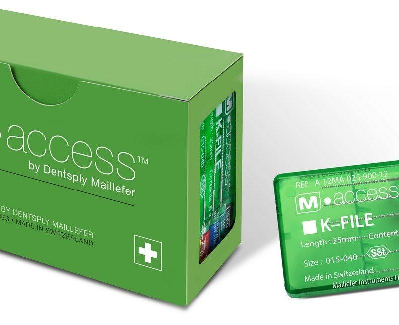 Lima K-File M-Access 21Mm 030