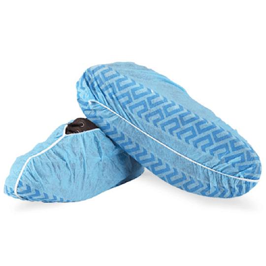 Cubre Calzado Antideslizante, Bolsa 100 Uds