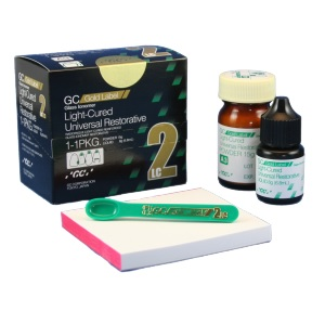 V. Ionomero GC Gold Lab 2 LC A2 Kit 15g-6.8ml
