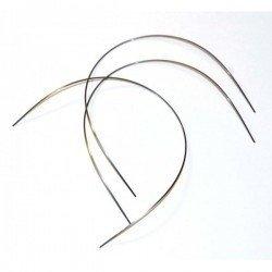Arco Niti redondo oval forma III superior 012