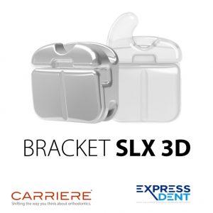 Brackets Carriere SLX 3D Kit U/L 5×5 Hks