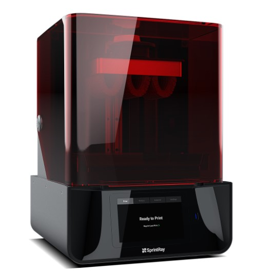 Impresora 3D dental Pro 95 Sprint Ray
