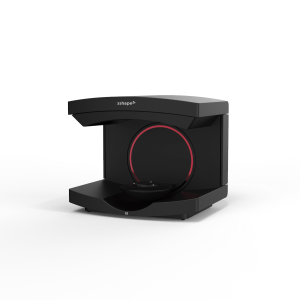 Escáner de Laboratorio Serie E3 Red 3Shape
