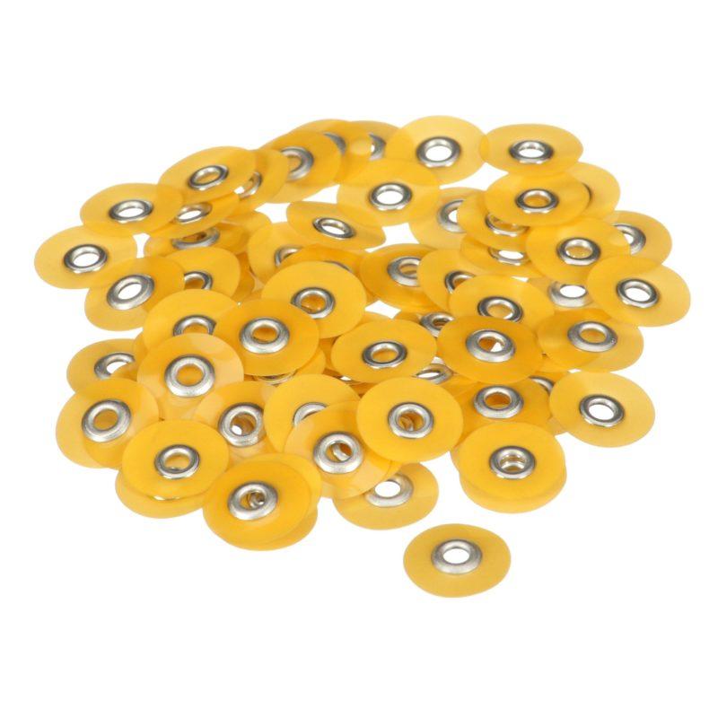 3M™ Sof-Lex™ Discos Extra Delgados de Contorneado y Pulido, 3/8″ de diámetro, grano superfino – bulk, 2381SF