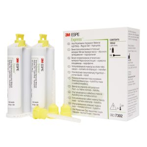 3M™ Express™ VPS Material de Impresión, cuerpo ligero fraguado regular, 7302